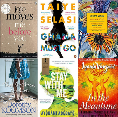 #StayHome Book Recommendations from the #Twentyin2020 Authors