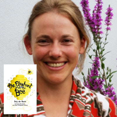 Q&A with Jess de Boer – The Elephant and the Bee