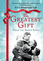 The Greatest Gift book cover by Philip Van Doren Stern
