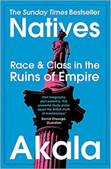 Book cover for Natives by Akala