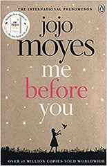 Book cover for Me Before You by Jojo Moyes