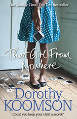 Book cover for The Girl From Nowhere by Dorothy Koomson