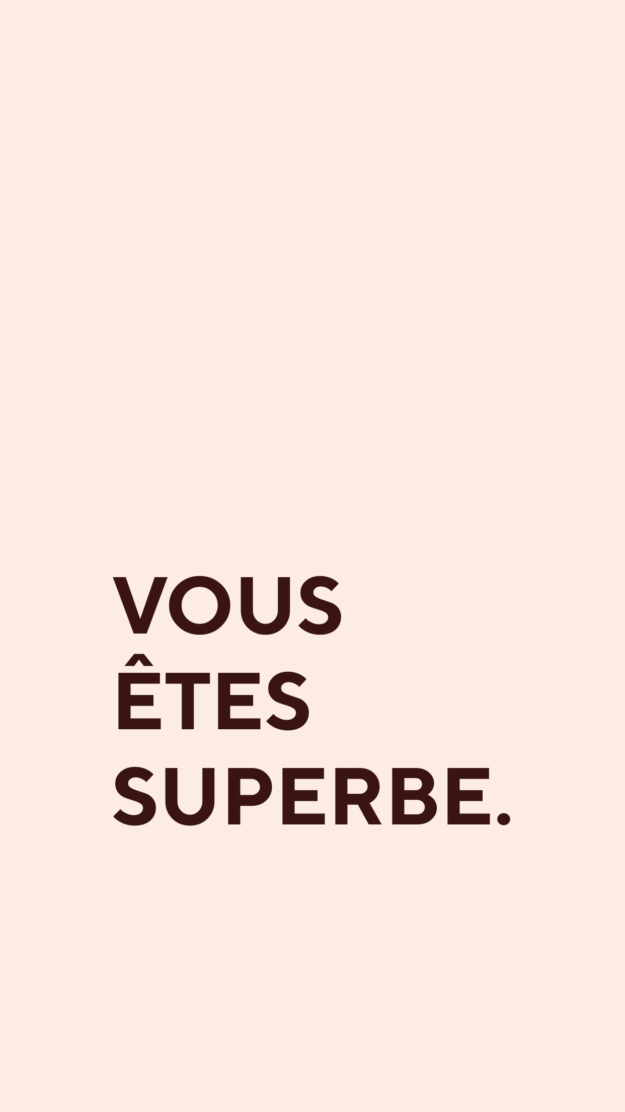 superbe wallpaper self confidence
