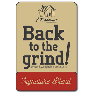 BACK TO THE GRIND COFFEE | Signature Blend