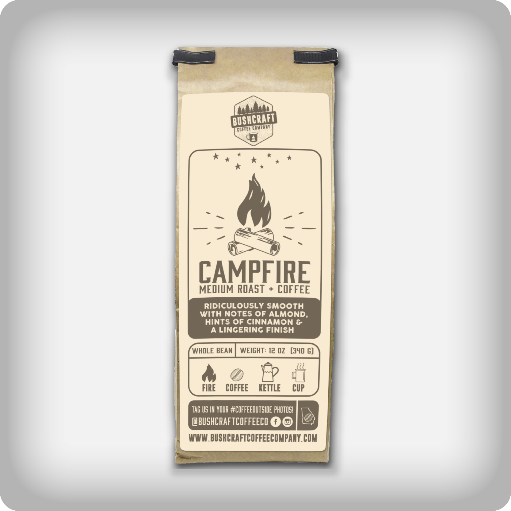 CAMPFIRE™ | Medium Roast Coffee