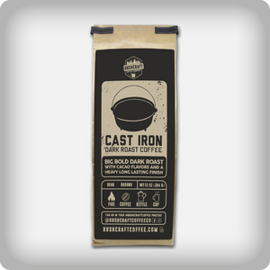 CAST IRON™ | Dark Roast Coffee