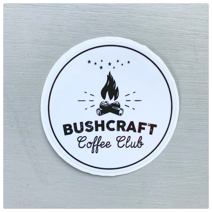 Coffee Club Sticker
