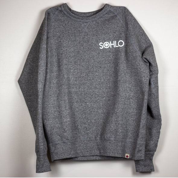 SOHLO Made In Canada Crewneck