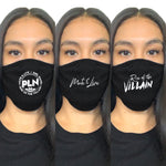 3 Pack-Masks