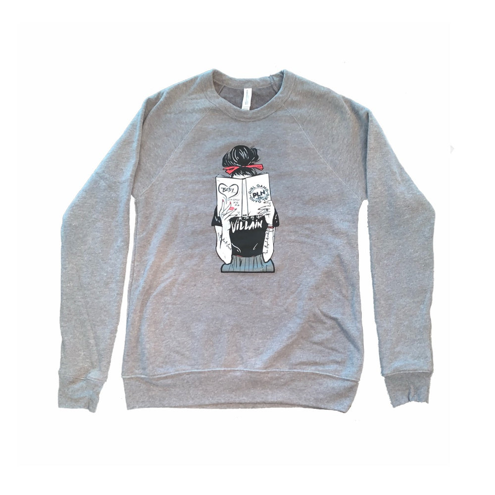 PLN Girl Crewneck Sweatshirt