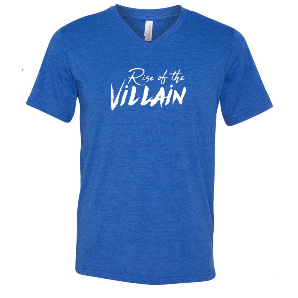 Rise of the Villain V-Neck Royal