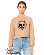 Women's PLN Gang Raglan  *New Design*