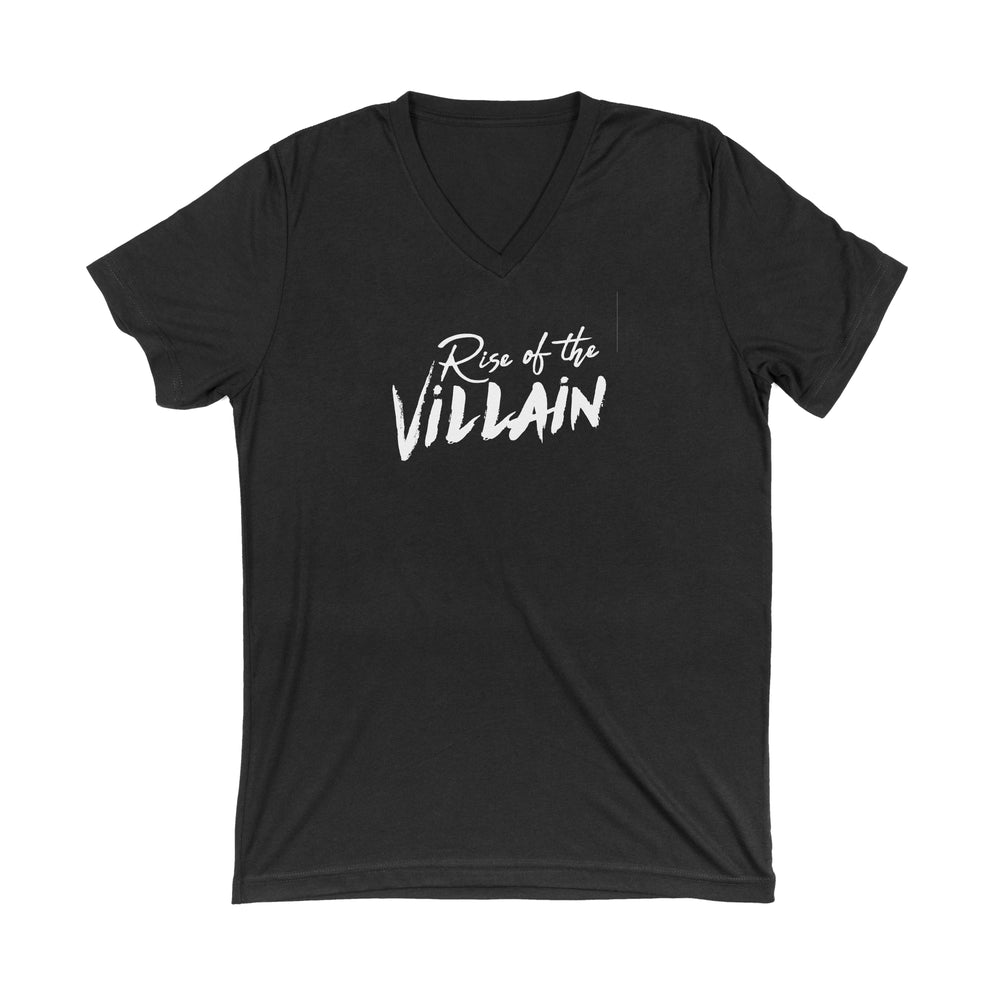 Rise of the Villain Unisex V-Neck