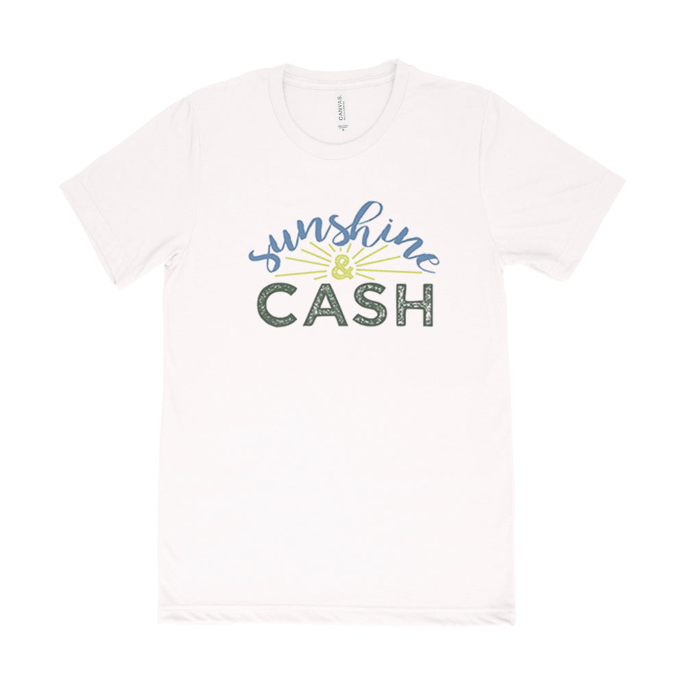 Sunshine & Cash Crew Neck