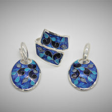 Load image into Gallery viewer, Sets - Cloisonne,silver, limited edition