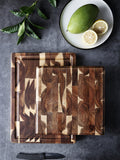 Yakushi™ Professional Cutting Board (Ebony Wood) - Yakushi Knives