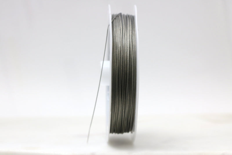 Steel Wire 0.3mm Reel Length 50m Jewelry Making Craft Supplies DIY Wholesale