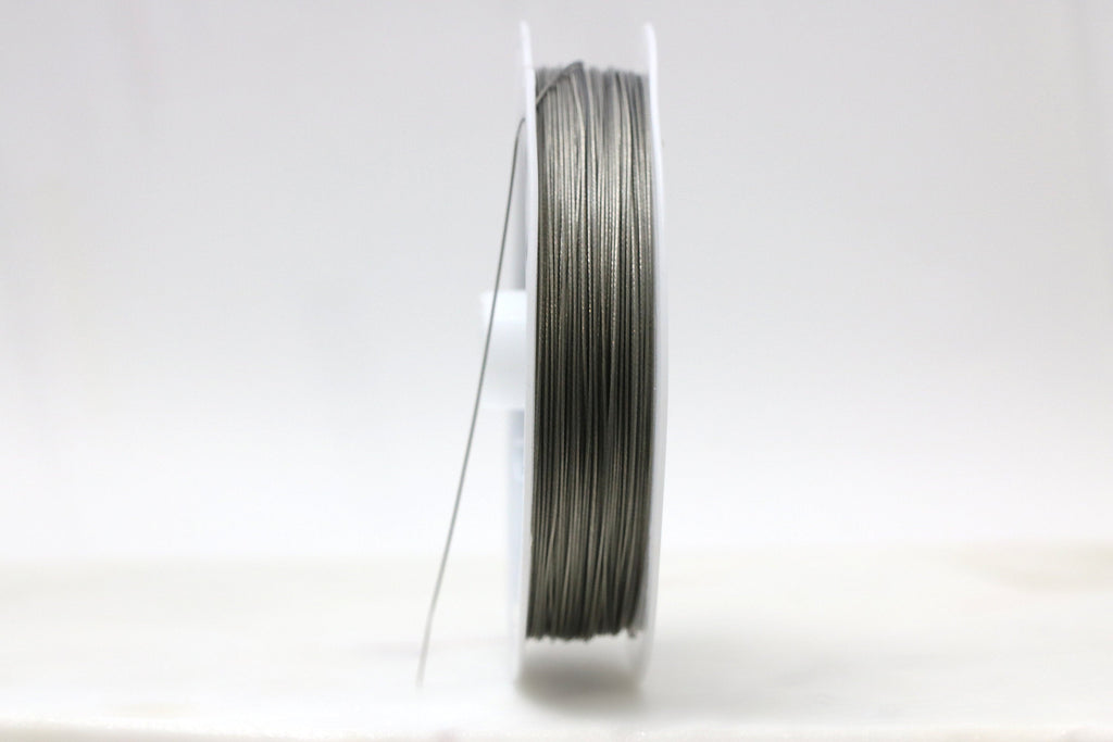 Steel Wire 0.45mm Reel Length 50m Jewelry Making Cord Craft Supplies Wholesale