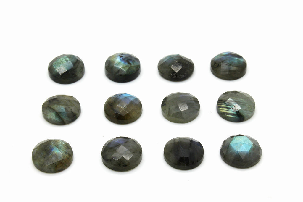 Gemkora 100/% Natural Green Prehnite Gemstones Wholesale Cabochons Lot Bulk Gemstone Deal Reiki Polished Gems Healing Crystals Wire Wrapping Jewelry Making Loose Gemstone 1pcs DIY