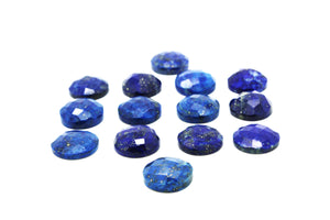 Lapis Lazuli Natural Crystal Healing Stone Quartz Gemstone DIY Jewelry Round