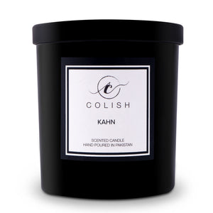 KAHN SCENTED CANDLE