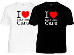 I Love Long-Term Care T-Shirt
