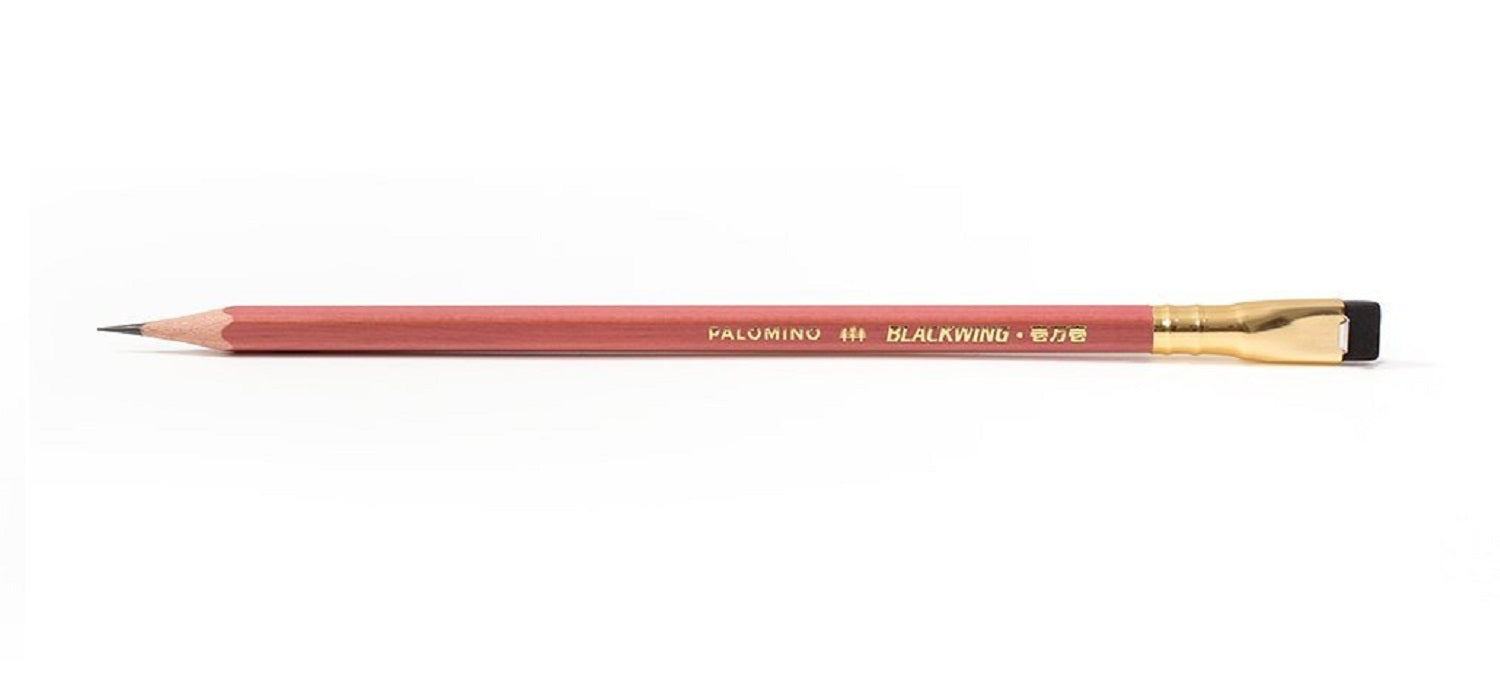 Palomino Blackwing Volume 10001 Red Stained Firm Graphite