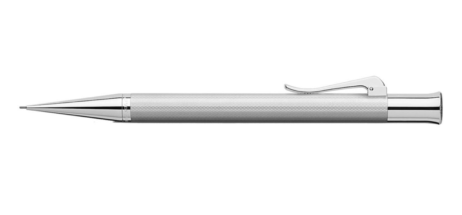 Graf Von Faber Guilloche Rhodium MP Mechanical Pencil 0.7mm GVFC