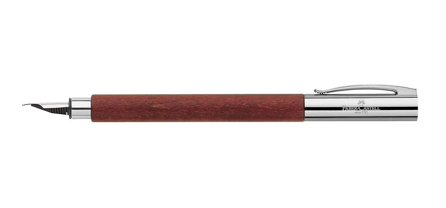 Faber Castell Design Ambition Pearwood FP Fountain Pen