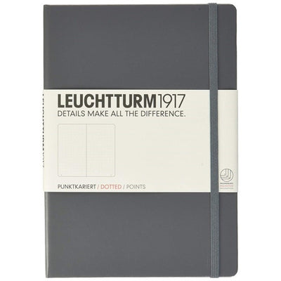Leuchtturm Notebook Hardcover A5 (145 X 210mm) Dots / Dotted