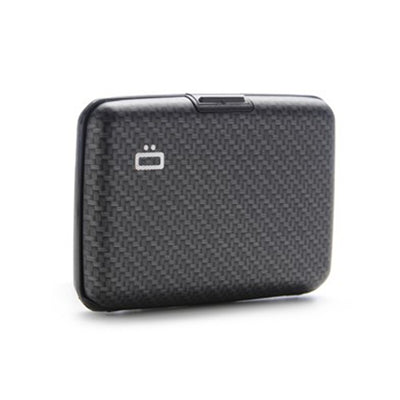OGON AL5A Stockholm Card Case Carbon Print