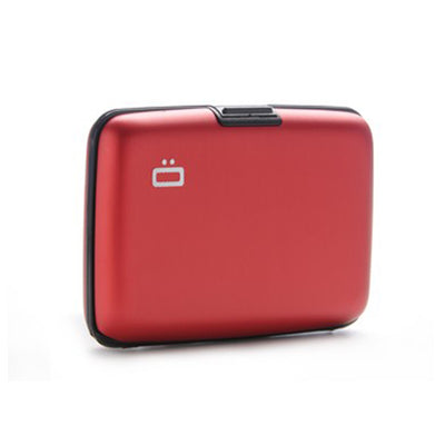 OGON AL5A Stockholm Card Case Red