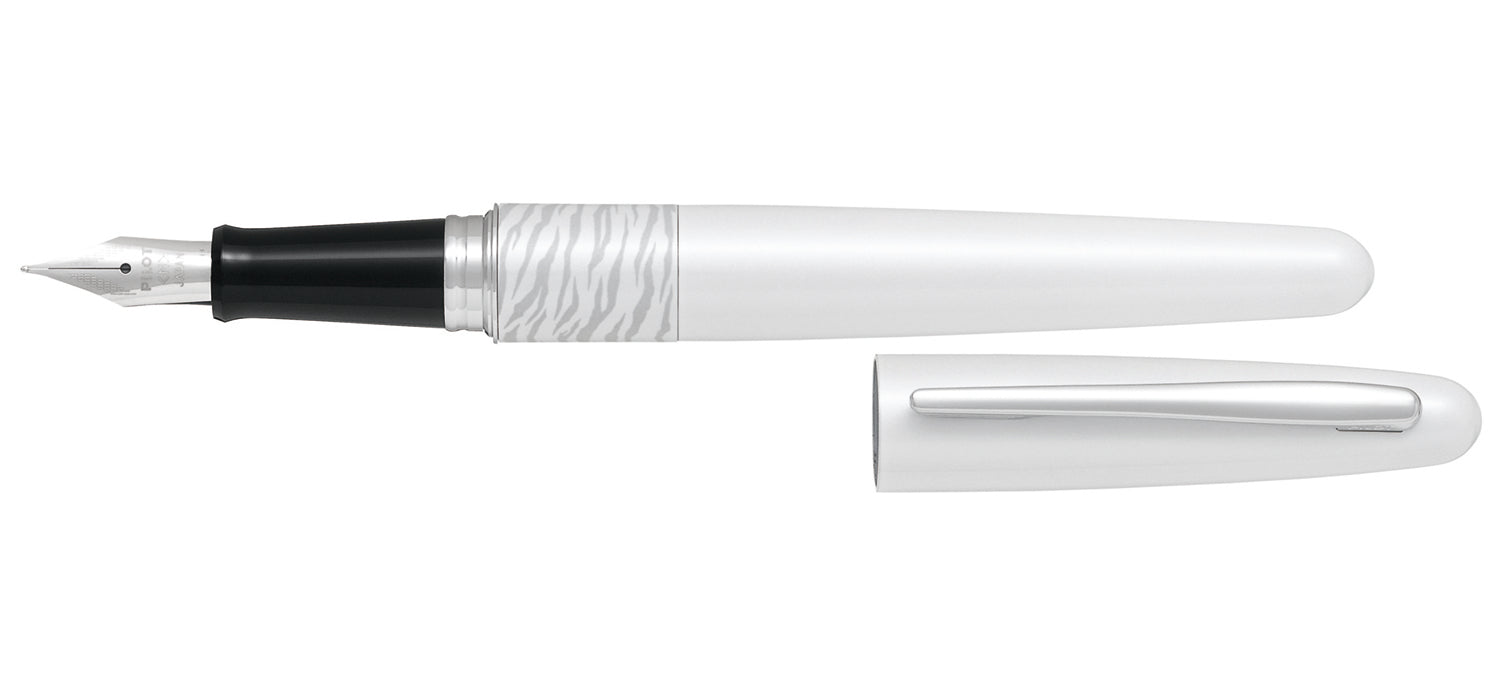 Pilot M.R. Fountain Pen WHITE Metropolitan FP-MR2