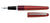 Pilot M.R. Fountain Pen Wave Metallic RED Metropolitan FP-MR3