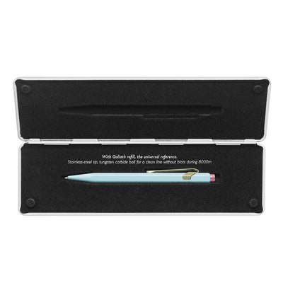 Caran dAche 849 Claim Your Style 2 Ball Pen BP Bluish Pale
