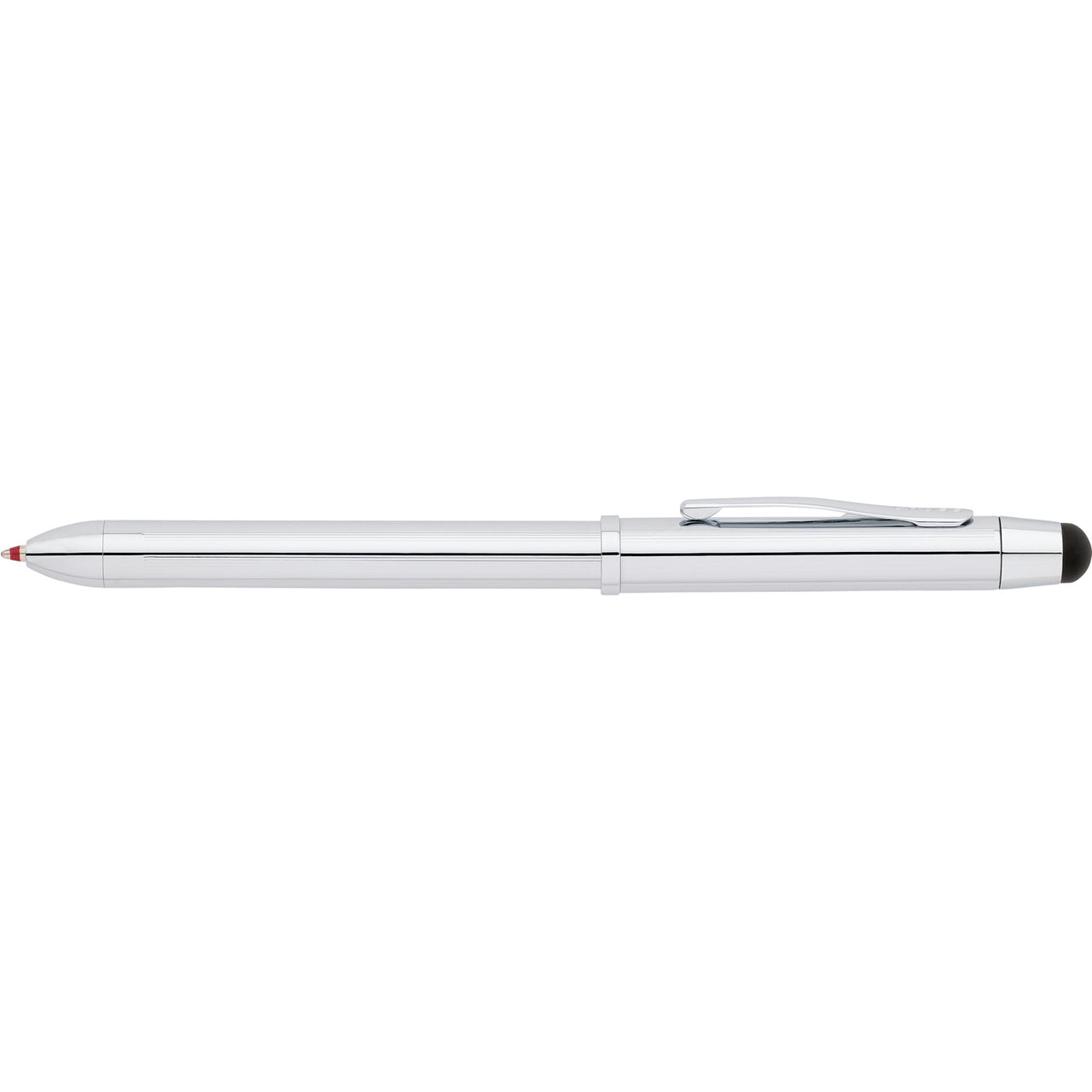 CROSS Tech3plus Lustrous Chrome Multi Pen w STYLUS Multi