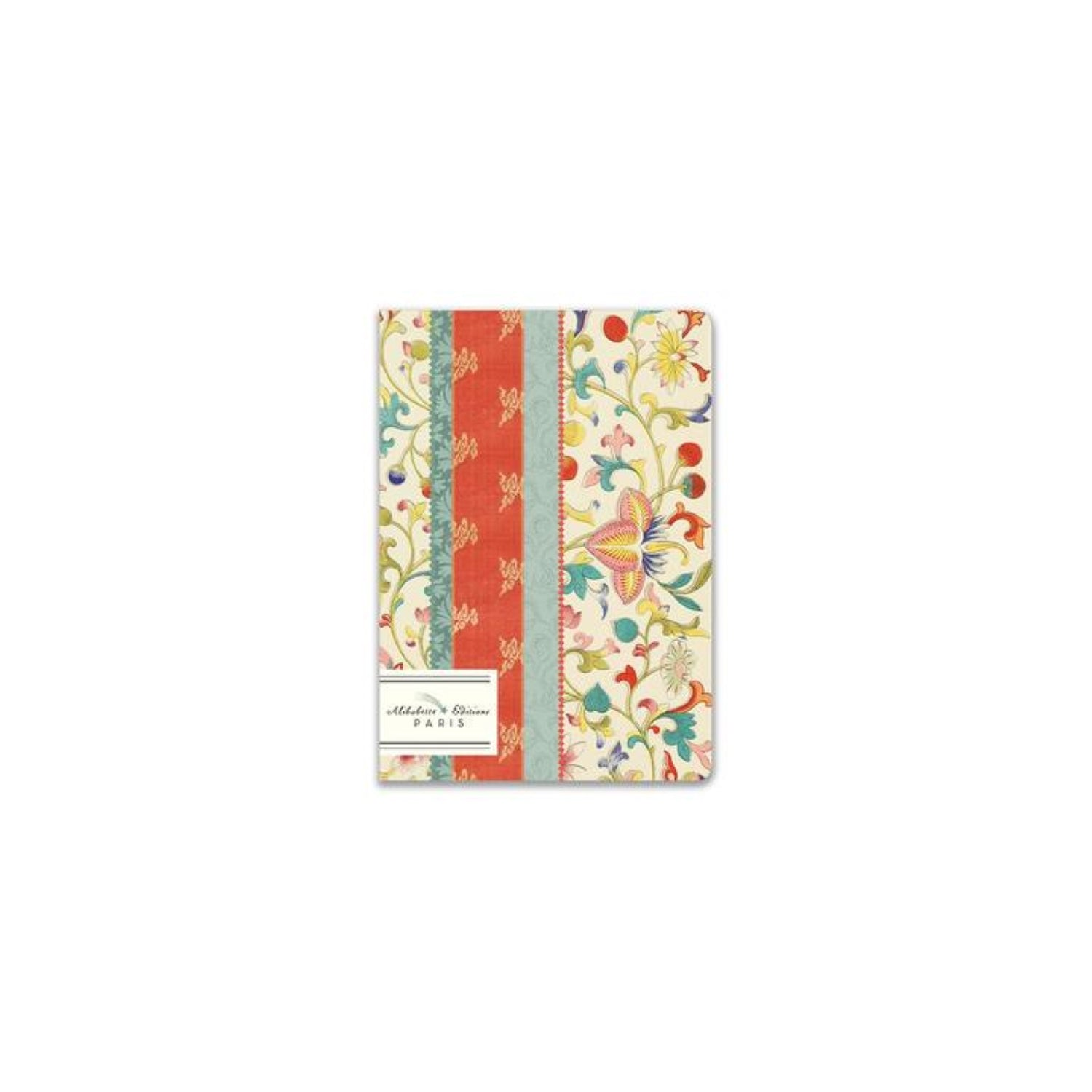 Alibabette Editions Notebook A6 Lined - Petit Canton