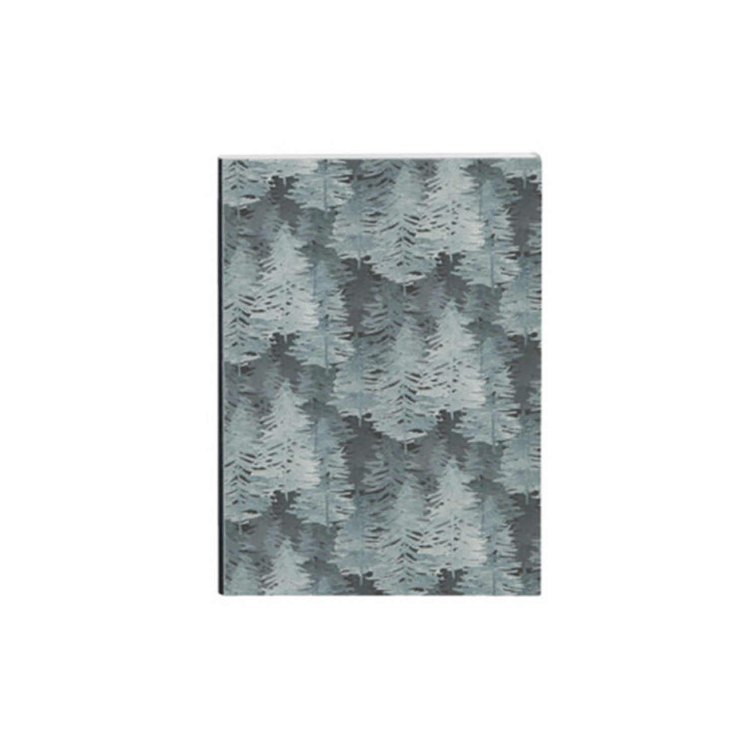 Clairefontaine La Vie en Vosges Collection Notebook Clothbound A5 Ruled - Forest