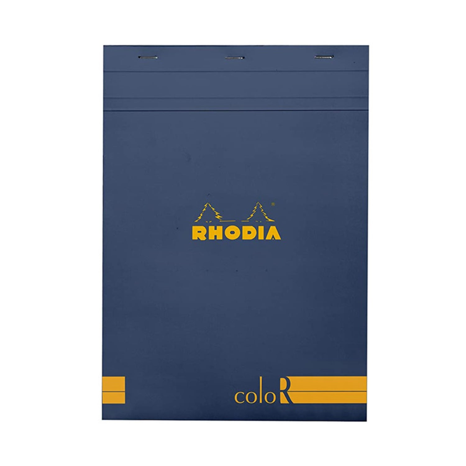 RHODIA Pad 18 R PREMIUM PAD Sapphire Blue Cover LINED