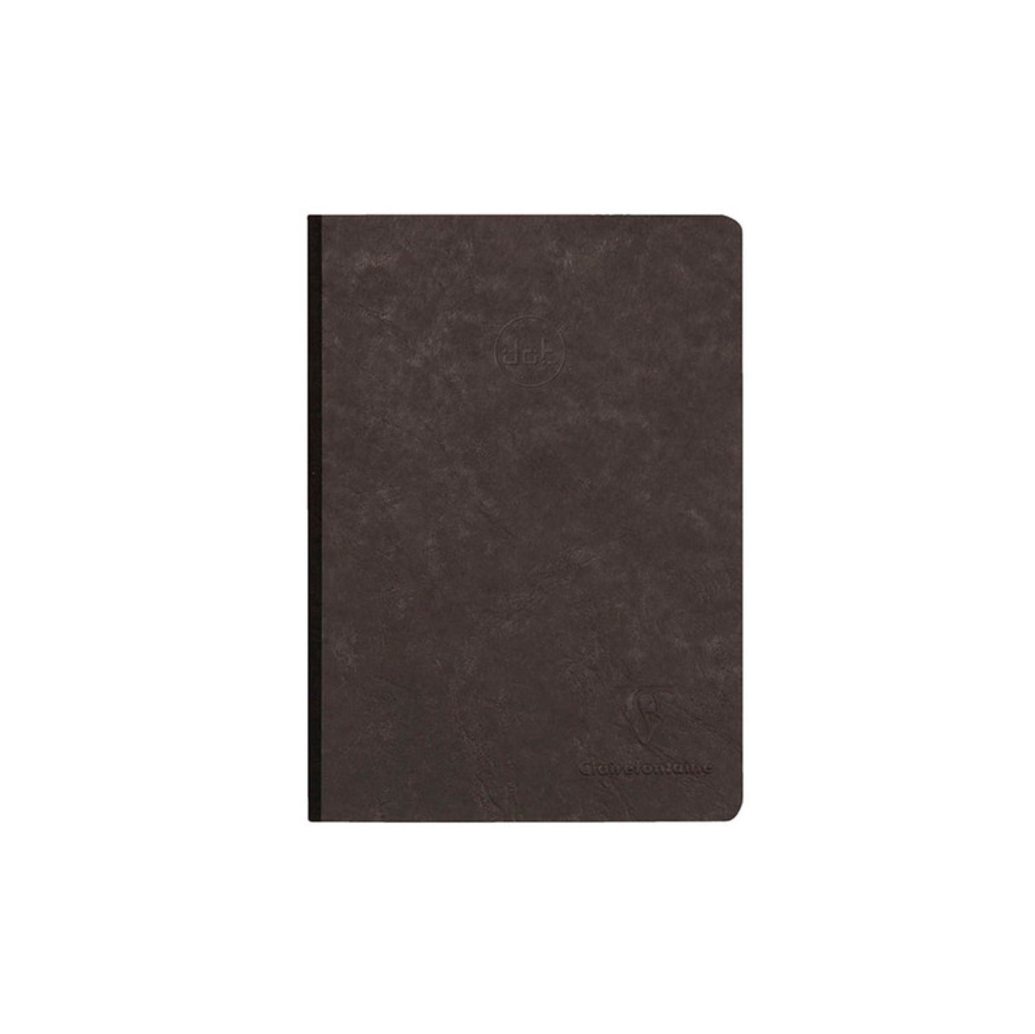 Clairefontaine Essentials Notebook Clothbound A5 Dot Grid - Black