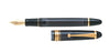 Pilot Custom 823 Fountain Pen Black Barrel 14K Gold Nib FKKE-3MRP-B FP