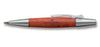 Faber Castell Design E-motion Twist BP Ball Pen Pearwood Brown