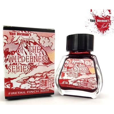 Van Diemans The Wilderness Series Firetail Finch Ink 30ml