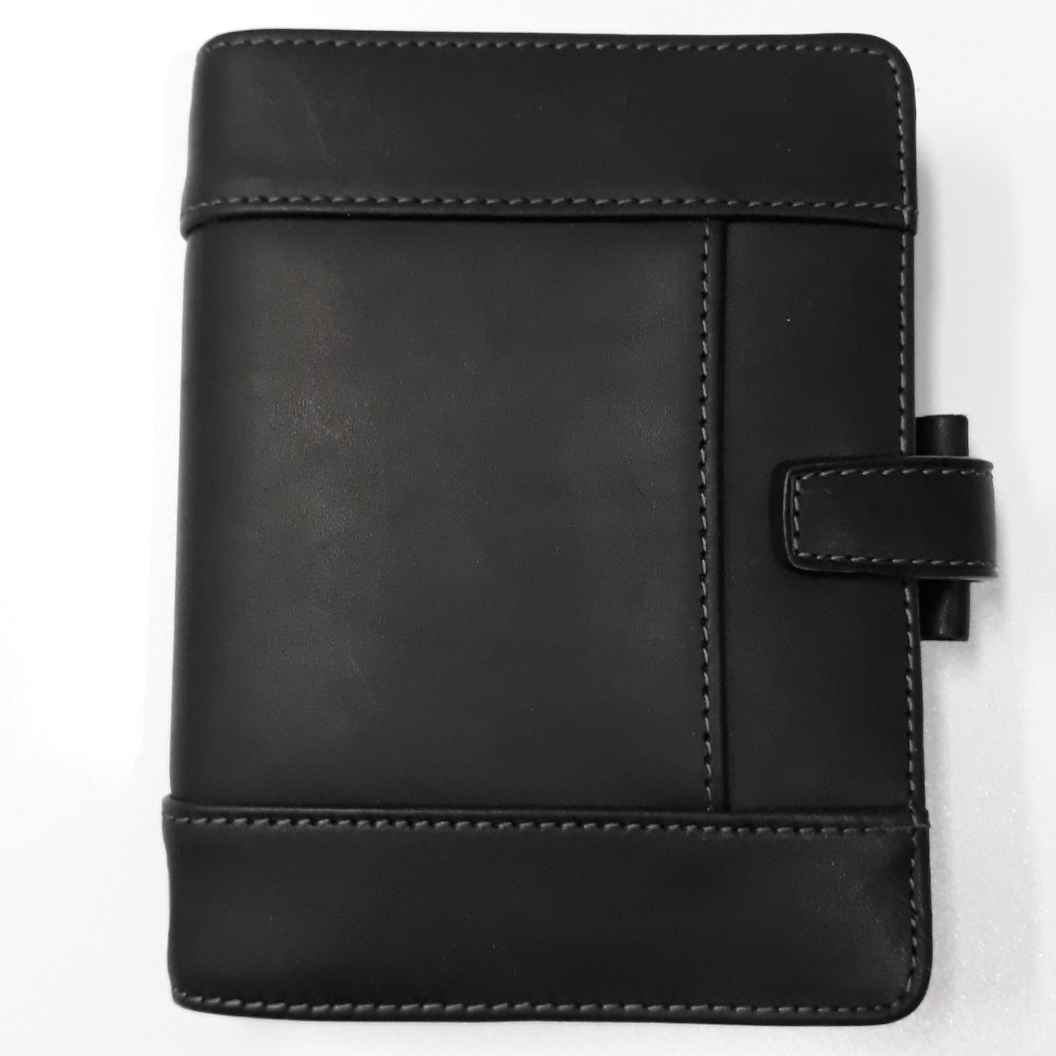 FILOFAX PKT HAMPSTEAD BLACK
