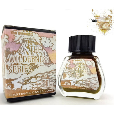 Van Diemans The Wilderness Series Hastings Caves Shimmer Ink 30ml