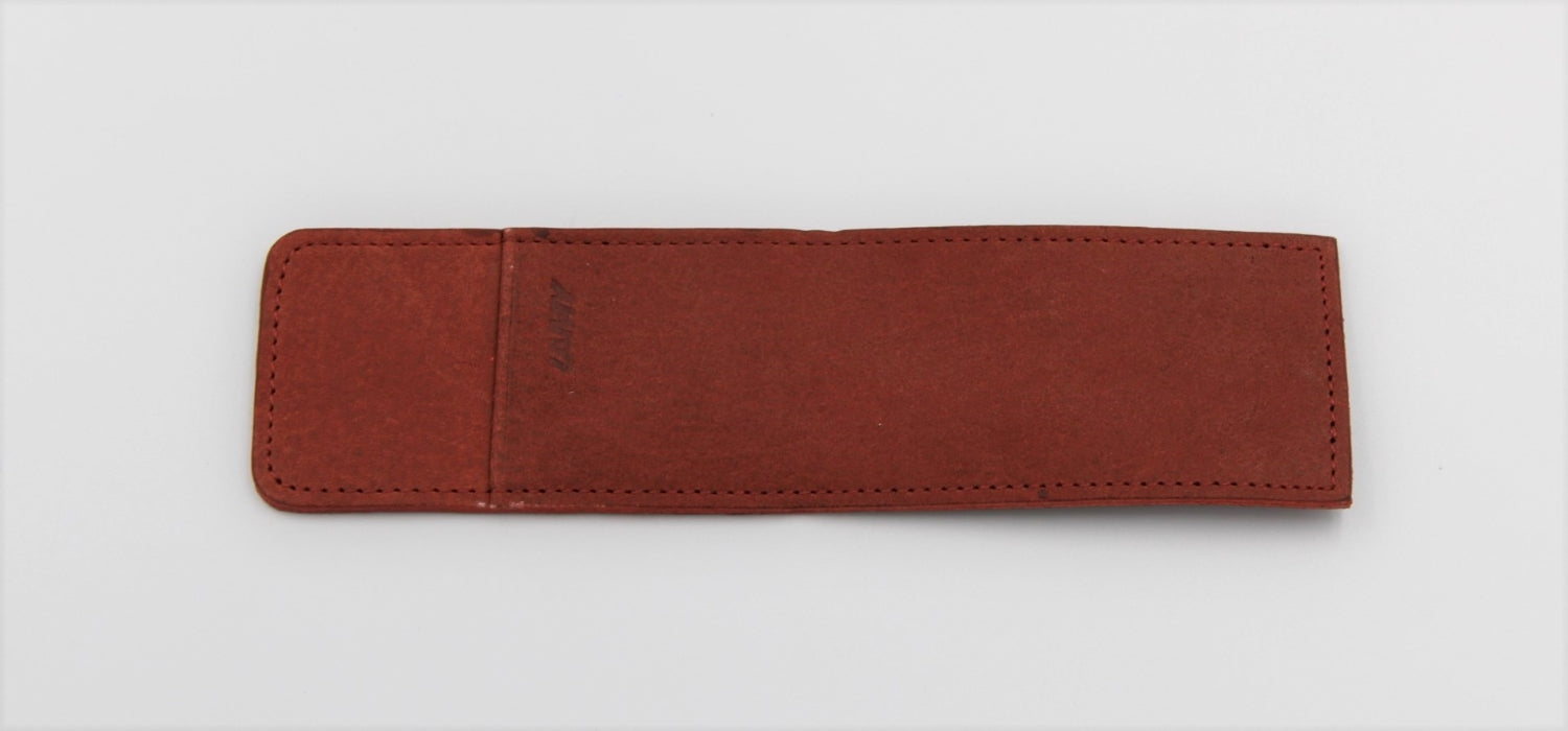 LAMY Swift Single Leather Pouch Red