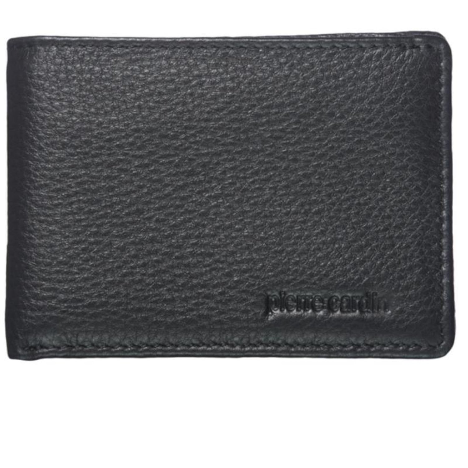 Pierre Cardin PC1160 BLACK MENS WALLET - RFID Italian Leather