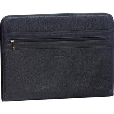 Pierre Cardin PC8868 BLACK FOOLSCAP DOCUMENT FOLIO Leather