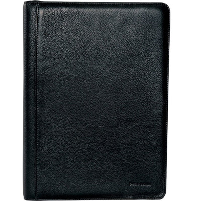 Pierre Cardin PC8872 BLACK A4 BUSINESS FOLIO Leather