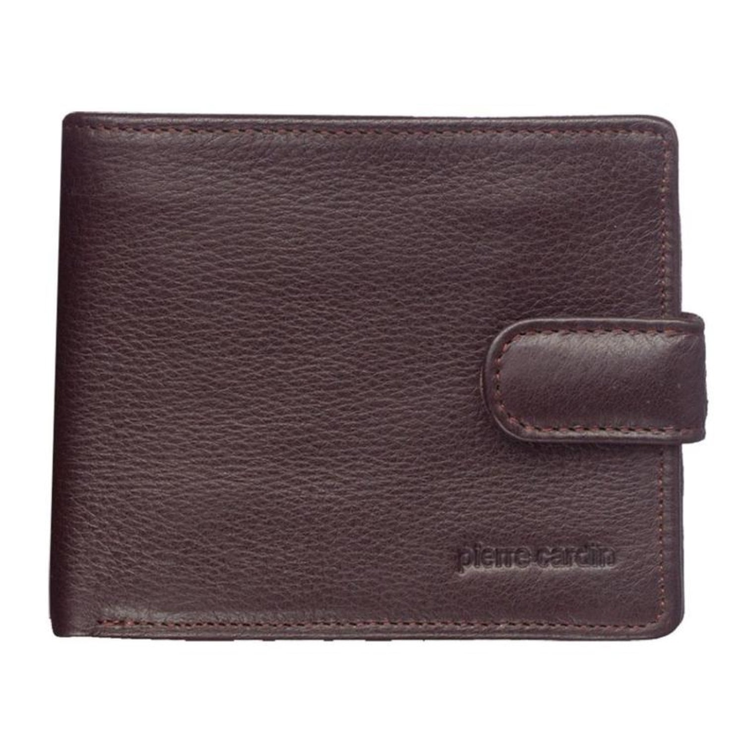 Pierre Cardin PC8874 BROWN MENS WALLET - RFID Italian Leather